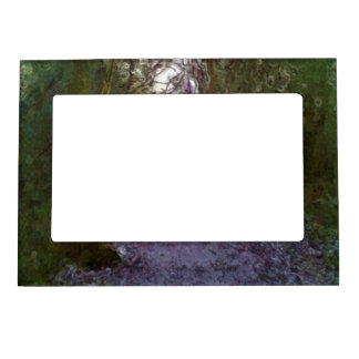 Forest path magnetic photo frames
