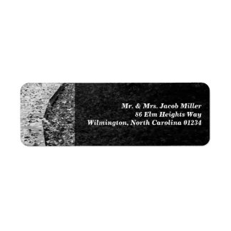 Forest Path Return Address Labels
