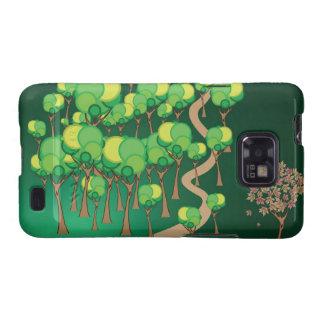 Forest Path Samsung Galaxy  Case Samsung Galaxy SII Cover