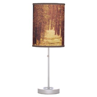 Forest Path... Table Lamp