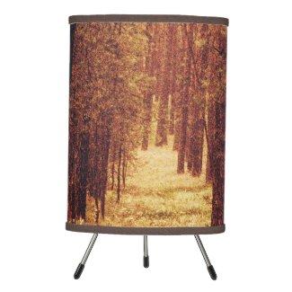 Forest Path... Tripod Lamp