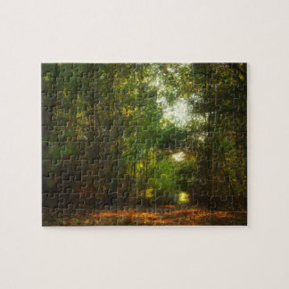 Forest Pathway Jigsaw puzzle