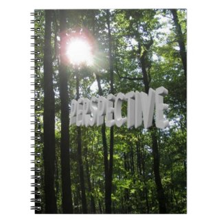 Forest Perspective Note Books