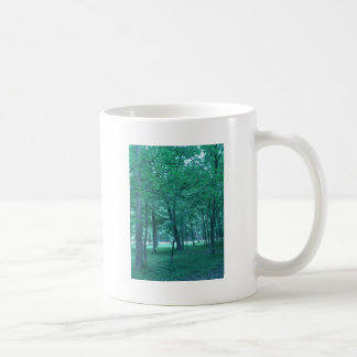 Forest Photo Classic White Coffee Mug