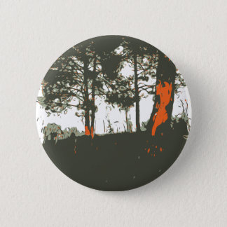 Forest Pinback Button