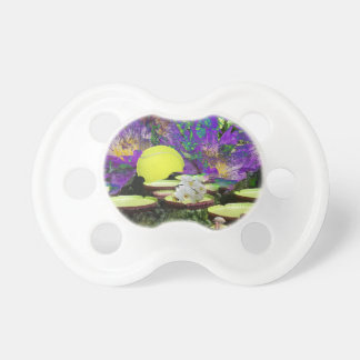 Forest Pond and Tennis Pacifier