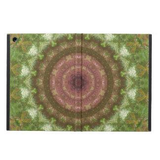 Forest Portal Mandala iPad Air Case