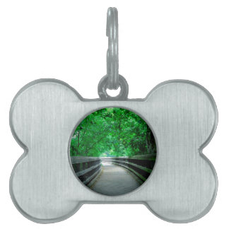 Forest Protection Shelter Pet ID Tags
