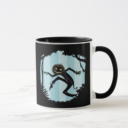 Forest Punkin Man Mug