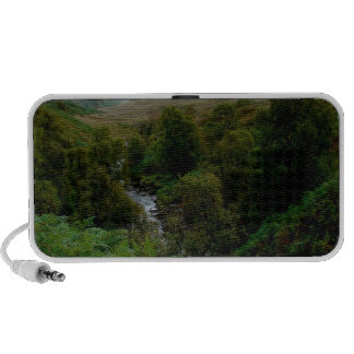 Forest Pure Stream Water Mini Speakers