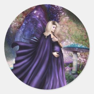 Forest Queen Sticker