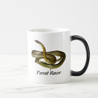 Forest Racer Morphing Mug
