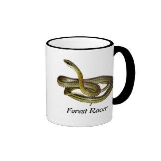 Forest Racer Ringer Mug