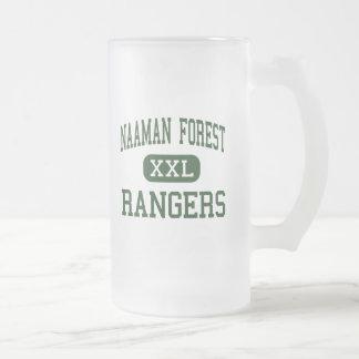 Forest Rangers de Naaman - alto - guirnalda Tejas Taza