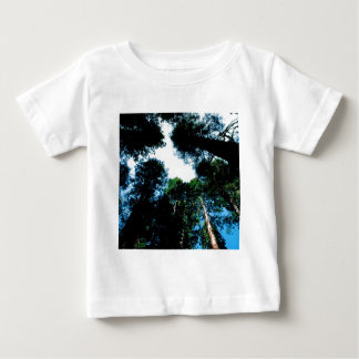 Forest Redwoods Sequoias Baby T-Shirt
