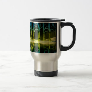 Forest Reflections 15 Oz Stainless Steel Travel Mug