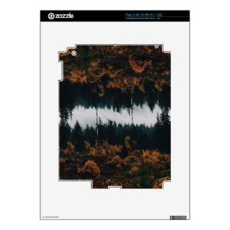 Forest Reflections Skins For iPad 2