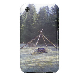Forest Resting Place iPhone 3 Cover