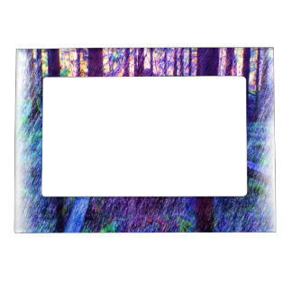 Forest Resting place Magnetic Frames