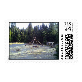 Forest Resting Place Postage