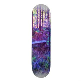 Forest Resting place Skateboard Deck