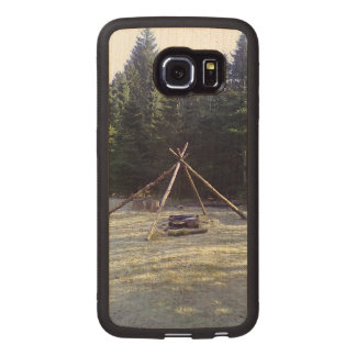 Forest resting place stor.jpg wood phone case