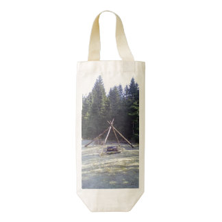 Forest resting place stor.jpg zazzle HEART wine bag
