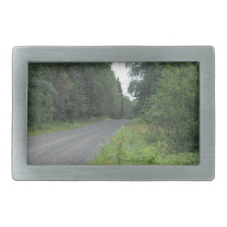 Forest Road Belt Buckle