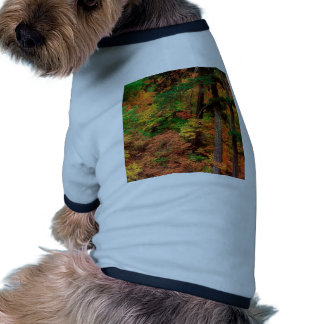 Forest Russeted Woodl Cascade Mountains Pet Clothes