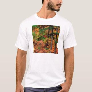 Forest Russeted Woodl Cascade Mountains T-Shirt