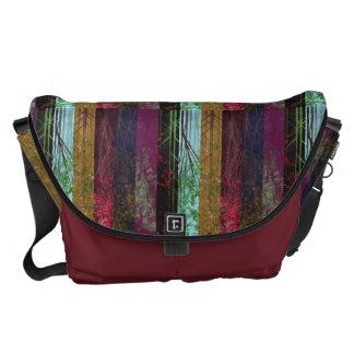 Forest Sampler Messenger Bag