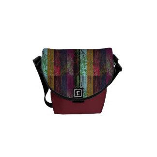 Forest Sampler Small Messenger Bag