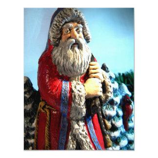 Forest Santa I Card