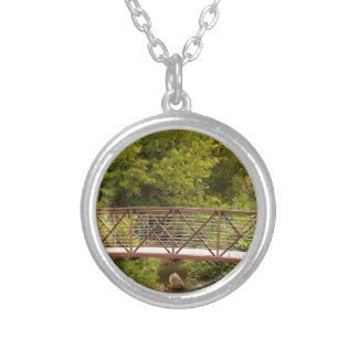 Forest Secret Walkway Personalized Necklace