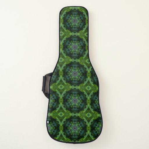 Forest Series | Mandala 2 Guitar Case