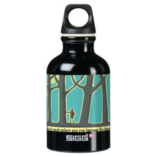 Forest Silence SIGG Traveler 0.3L Water Bottle