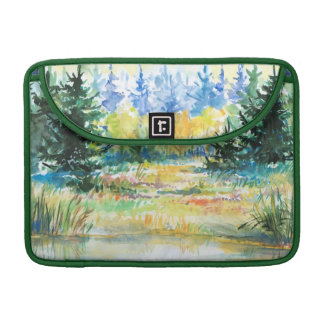 Forest Sleeves For MacBooks