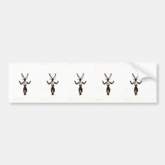 Forest Spirit Bumper Sticker