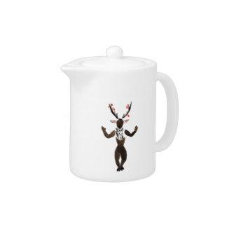 Forest Spirit Teapot