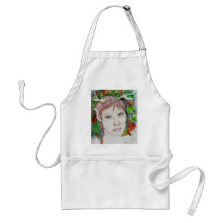 forest sprite adult apron