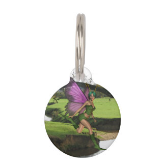 Forest Sprite Pet Tag