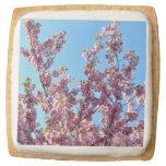 Forest Square Shortbread Cookies - Pack of 4 Square Premium Shortbread Cookie