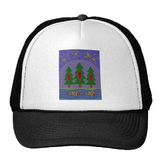 Forest Star Dance Trucker Hats