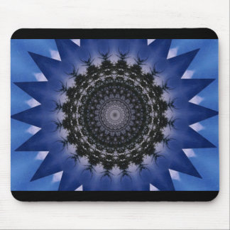 Forest Star Mouse Pad