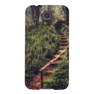 Forest Steps Galaxy S5 Case