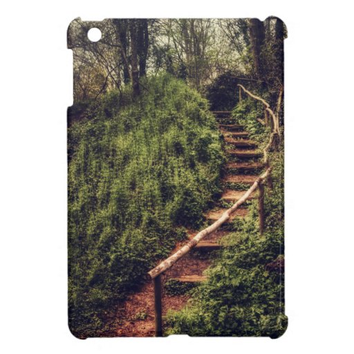 Forest Steps iPad Mini Covers
