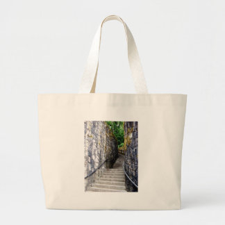 Forest Stone Large Tote Bag