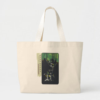 'Forest Stream' Large Tote Bag