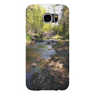 Forest Stream Samsung Galaxy S6 Phone Case