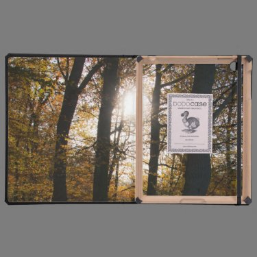 Forest sun case for iPad